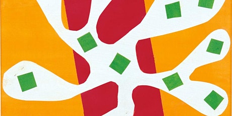 Matisse - Drawing with scissors workshop tickets