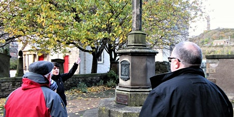 Introduction to Edinburgh: 900 Years in 90 Minutes walking tour tickets