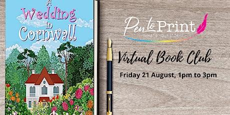 The Pen to Print Virtual Book Club tickets