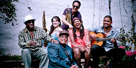 THE SHOW MUST GO ON!  The Afro-Peruvian Sextet's Live Streaming Experience tickets