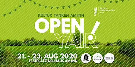 Open Yair!  präsentiert euch MFV • Zauberberg • Blackdoor Tickets