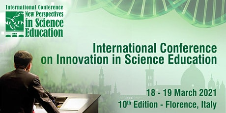 New Perspectives in Science Education International Conference tickets