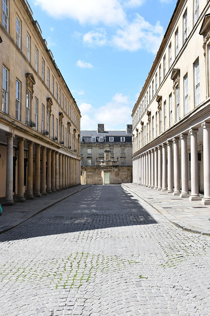 From Romans to Georgians - A City of Bath Tour. image