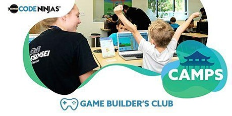 GAME BUILDERS CLUB - CODING CAMP tickets