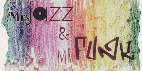 Concerto Mrs jazz e mr Funk - Band InCanto biglietti