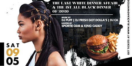 CHRIS E. 5TH ANNUAL ALL WHITE PARTY: E-RACISM tickets