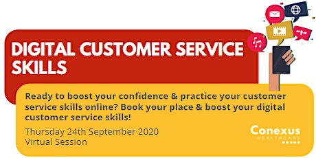 Digital Customer Service Skills tickets