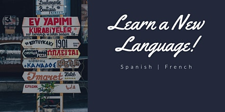 Learn a New Language-  first session FREE! Tickets