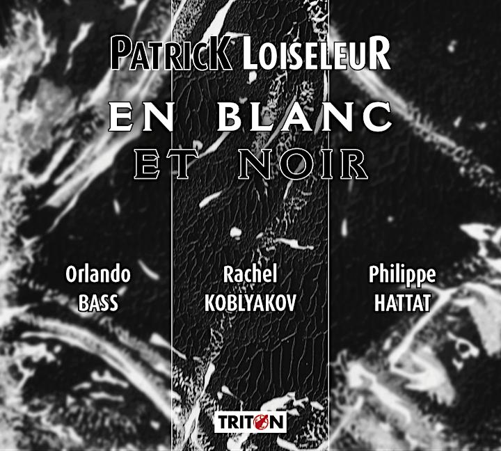 Image pour EN BLANC ET NOIR - nouvel album !