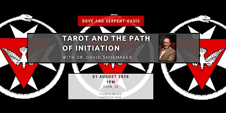 Tarot and the Path of Initiation with Dr. David Shoemaker tickets