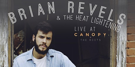 BRIAN Revels & the Heat Lightening :: Americana in Roots tickets