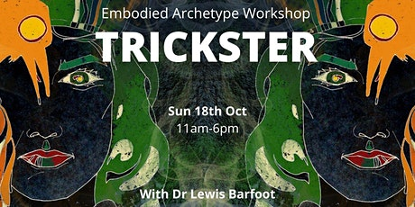 Embodied Archetype Workshop - TRICKSTER tickets