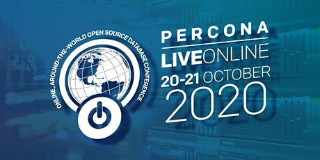 Percona Live ONLINE Open Source Database Conference tickets