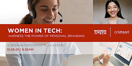 Women in Tech Breakfast -  Harness the Power of Personal Branding tickets