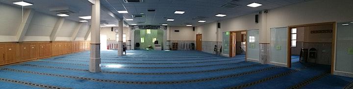 Masjid-e-Umer Second Jumuah Jamaat. 1.55pm image