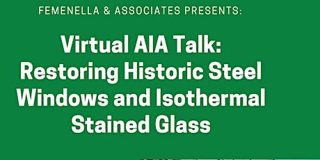 Femenella & Associates Virtual AIA Talk tickets
