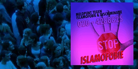 Islamofobie Symposium:  Tegen islamofobie, voor burgerrechten. tickets