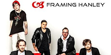 9/12 Framing Hanley at Oddbodys tickets