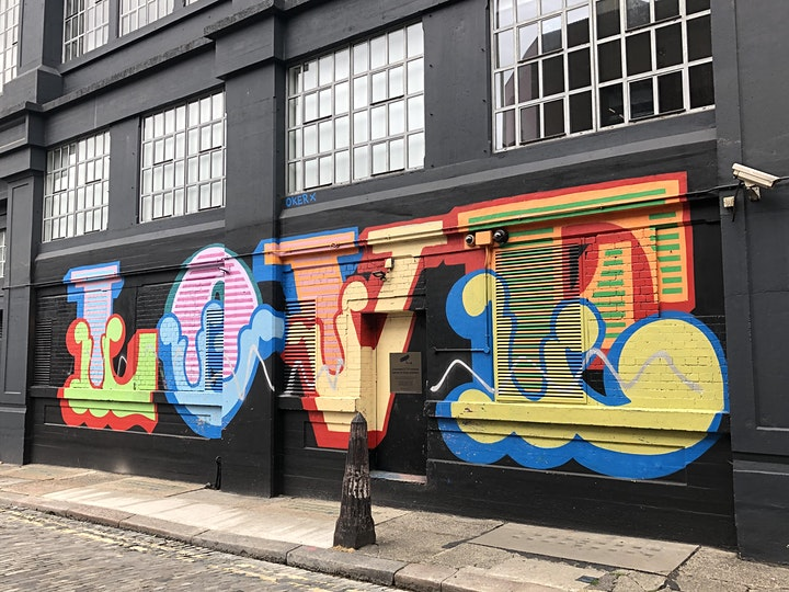 The London Walks Virtual Street Art Tour of Shoreditch and Spitalfields image