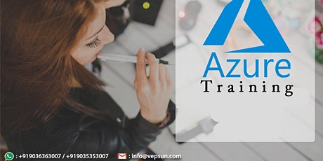 Azure admin training at Vepsun Technologies tickets