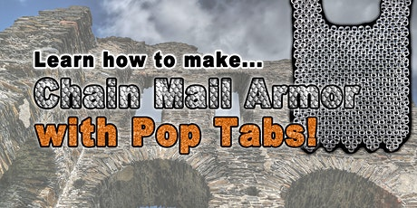 Pop Tab Armor: Time to be a Warrior! tickets