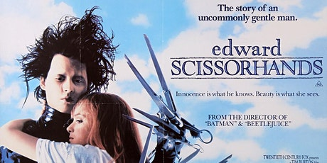 Movies In Your Car - EDWARD SCISSORHANDS- $29 Per Car tickets