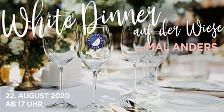 White Dinner auf der Wiese - Mal Anders tickets