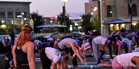 City Glow Yoga | Silent Disco Yoga at Beacon Park tickets