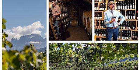 Südtiroler Weinabend mit nordischer Küche Tickets
