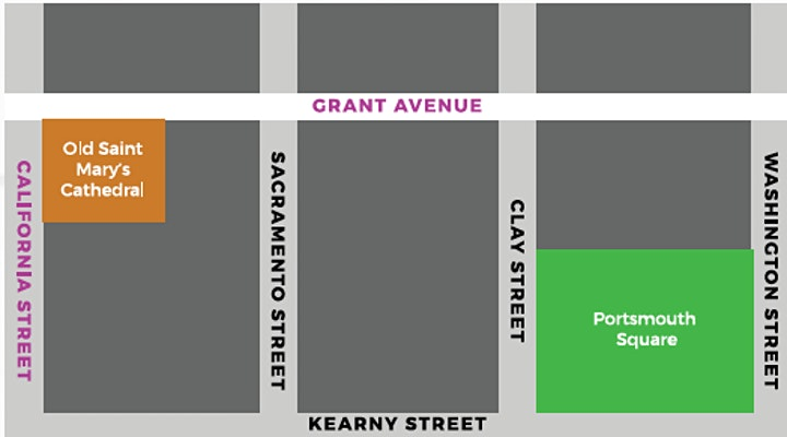"San Francisco Chinatown's ""Walkway Weekends"" Event Series image"