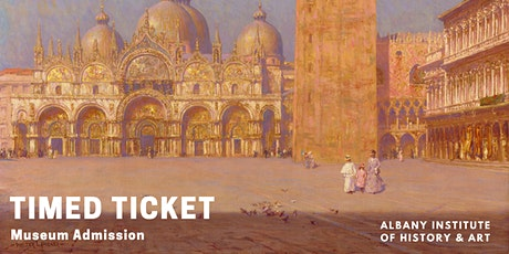 Timed Ticket: Museum Admission tickets