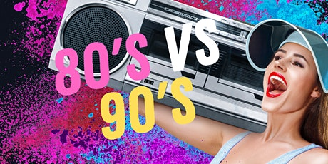 Rob Newberry's 80s & 90s Birthday Bash ft. DJ Franki D tickets