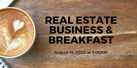 Real Estate Business and Breakfast tickets