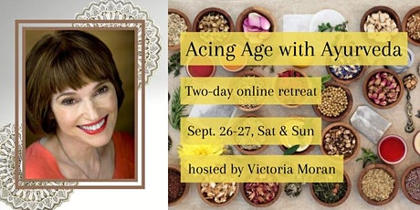Acing Age with Ayurveda tickets