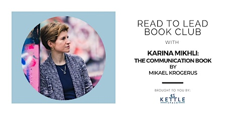 Read to Lead Book Club with Karina Mikhli tickets
