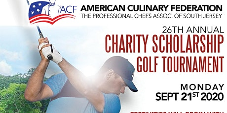 26th Annual  Charity Scholarship Golf Tournament tickets