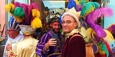 Mardi Gras Musuem Tour tickets