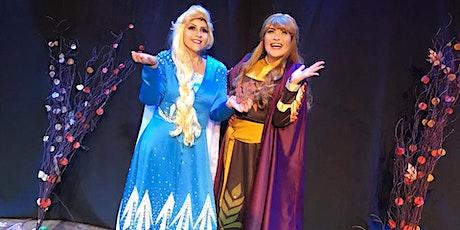 Desconto para espetáculo Frozen 2 no Ilha de Capri Drive-In ingressos