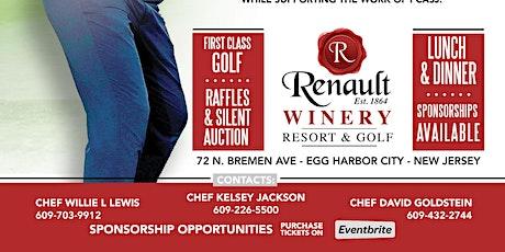Charity Scholarship Gourmet dinner tickets
