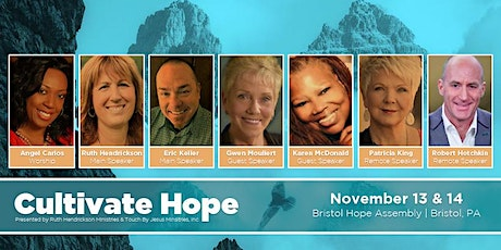 Cultivate Hope Conference - 2020 tickets