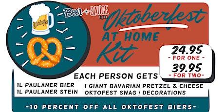 Oktoberfest At Home Kit tickets