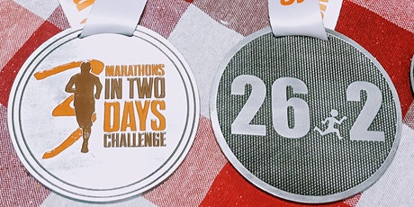 3in2 - wrap up - Marathon, Half And 50k(single eve tickets
