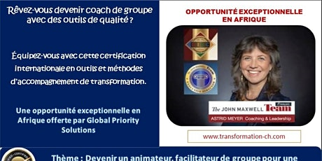 Formation de base Facilitateur Table Ronde GPS (4 rencontres) billets