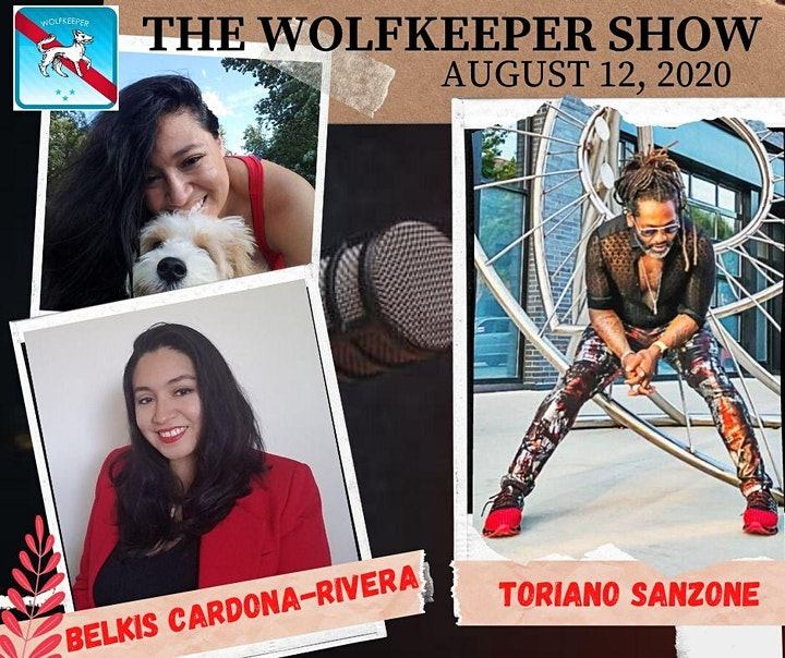 The Wolfkeeper Show with Belkis Cardona-Rivera image