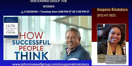 By Invitation Only - Virtual Mastermind Group for Women - HSPT tickets