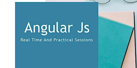 Angular Js training @Vepsun Technologies tickets