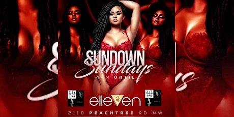 ELLEVEN45 LOUNGE : SUNDOWN SUNDAYS DAY PARTY tickets