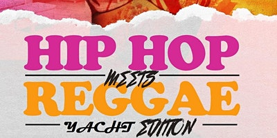 HIPHOP MEETS REGGAE YACHT PARTY  IN ALL WHITE COLO