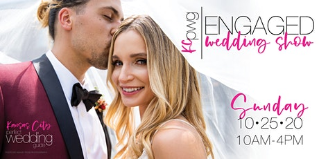 KCPWG - ENGAGED Fall Wedding Show tickets