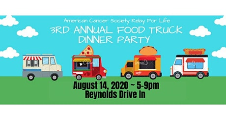 3rd Annual Food Truck Dinner Party tickets